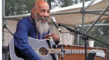 Richie Havens at the Festival of the River: Photos