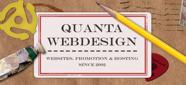Quanta Websites for Authors