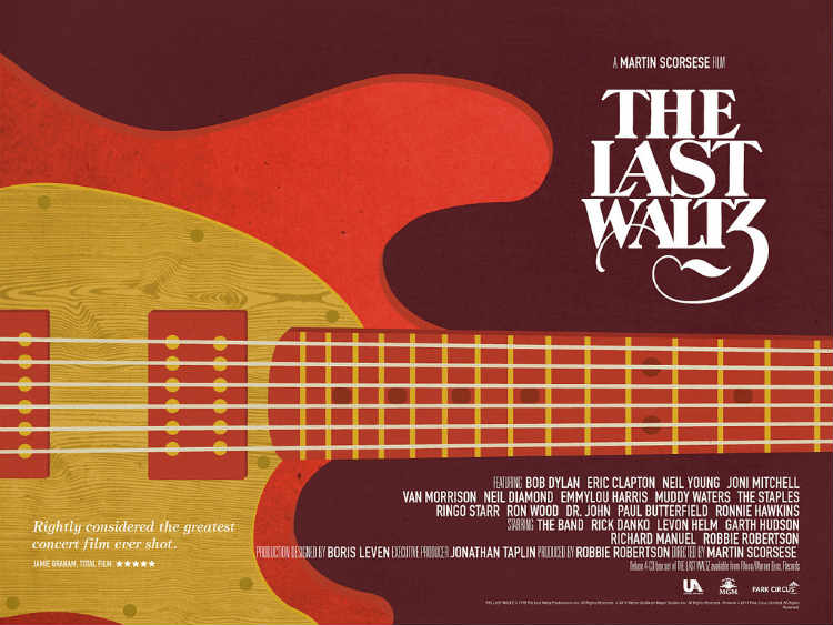 The Last Waltz - 2011 reissue