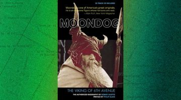 Book Review – Moondog: The Viking of 6th Avenue by Robert Scotto