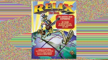 Review: Jamming with Relix: The Book