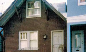 Neal & Carolyn Cassady's house at 29 Russell St., San Francisco