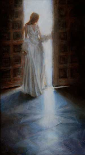 Light Through an Open Door by Michelle Dunaway