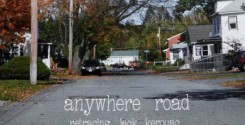 Anywhere Road: Retracing Jack Kerouac by Joerg Haeske