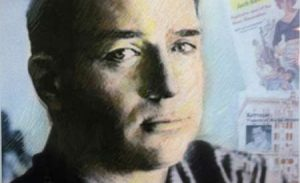 John J. Dorfner on Jack Kerouac's Induction into the Rocky Mount Hall of Fame