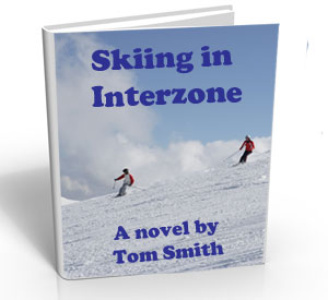 Skiing in Interzone - a fictitious book