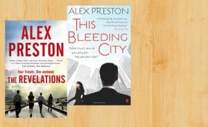 David Handley's interview with Author Alex Preston