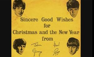 Beatles 1967 Christmas