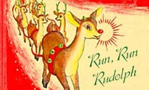 """Run, Run Rudolph"" performed by the Grateful Dead"
