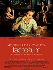 Factotum movie - Charles Bukowski