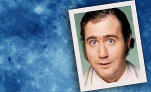 Andy Kaufman Still Alive?
