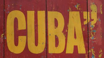A Review of Joseph Ridgwell's Cuba: In Search of Hemingway