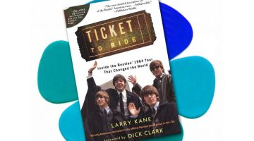 Book Review — Ticket to Ride: Inside the Beatles' 1964 Tour That Changed the World