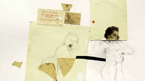 A Moment Just About to Happen: Collages by Lita Kenyon