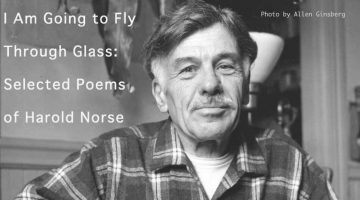 Selected Poems of Harold Norse: Poetry Reading April 11, 2015