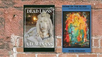 A.D. Winans and Andy Clausen Reading, 7.16.15