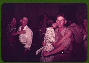 Let's Dance: Photographs by Russell Lee, McIntosh County, Okla. ca. 1939