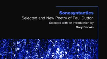 Sonosyntactics by Paul Dutton: A Book Review