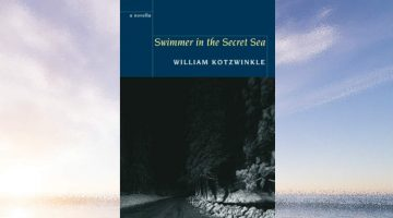 Book Review – Swimmer in the Secret Sea by William Kotzwinkle