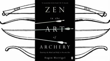 Book review — Zen in the Art of Archery by Eugen Herrigel