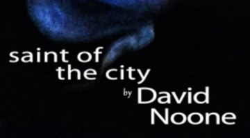 Book Review – Generation Hex: David Noone's novella, Saint of the City