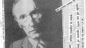 Out to Lunch with William Burroughs: Who Owns the Dropper Owns the Fix