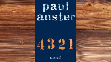 Book Review: 4 3 2 1 by Paul Auster