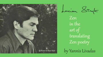 Lucien Stryk: Zen in the art of translating Zen poetry