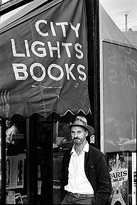 Larry Keenan Photographs Of Lawrence Ferlinghetti City