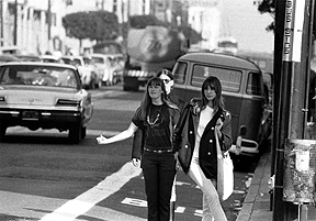 HITCHING IN THE HAIGHT