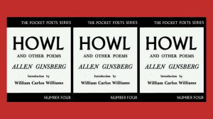 Allen Ginsberg HOWL