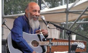 Richie Havens 2009, copyright D. Enck