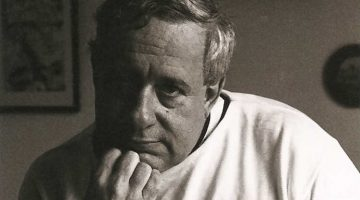 In Memory of Poet Alan Ansen: Biography, Books & Links