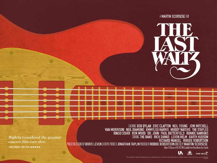 The Last Waltz - 2011 reissue