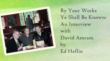 David Amram, Ed Heflin & Joe Kerouac. © Ed Heflin, 2003