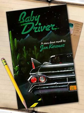Baby Driver - Jan Kerouac / EmptyMirror