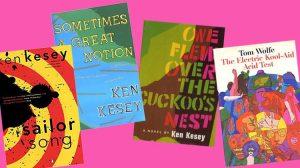 ken kesey books
