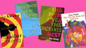 About Ken Kesey