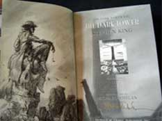 remarqued book
