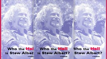 Who the Hell is Stew Albert?