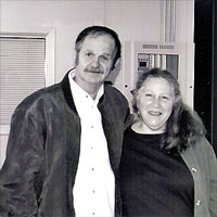 A. D. Winans and Diane di Prima