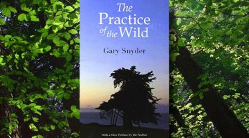 Book Review – The Practice of the Wild by Gary Snyder