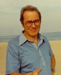 Seymour Wyse, 1981, courtesy of Dave Moore