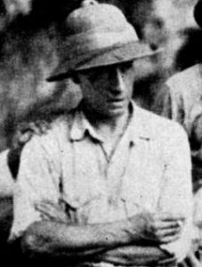 Photo claimed to show of B. Traven, in 1926, as published in LIFE magazine in 1948
