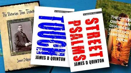 James D Quinton Books