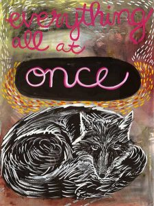 Everything All at Once - Natalie Wright
