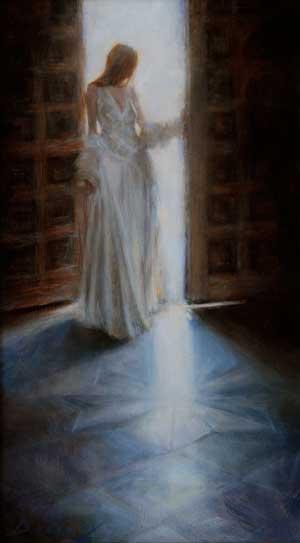 Light Through an Open Door by Michelle Dunaway