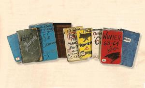 Kerouac notebooks