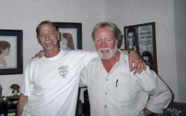 John Dorfner and John Cassady