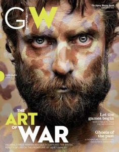 Ben Quilty - The Art of War